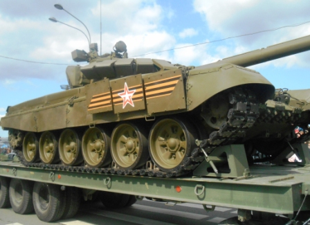 Den Pobedy 9 may 2015 Tank mal
