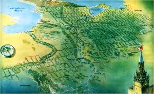 Stalin Plan Priroda