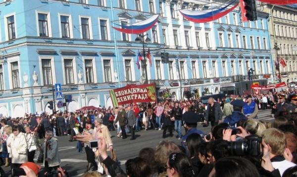 Blokadniki Leningrada