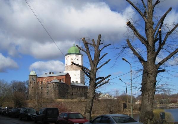 ZK Vyborg Zamok