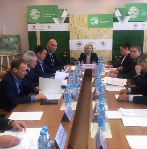 Gosduma Komitet Eco 2017