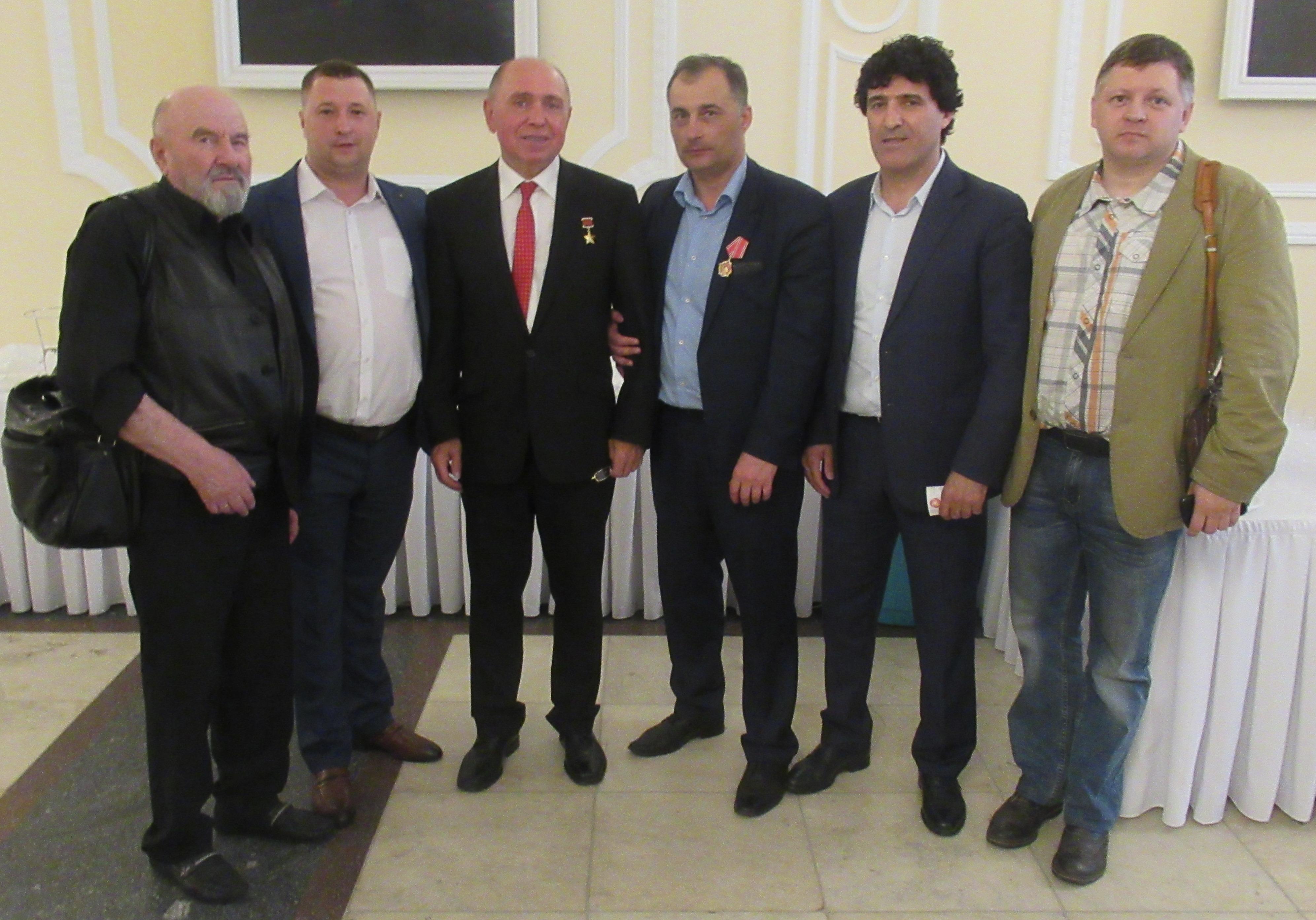 Сергей лисовский член мсоо киевская русь