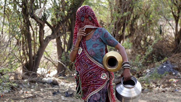 India 2018 voda