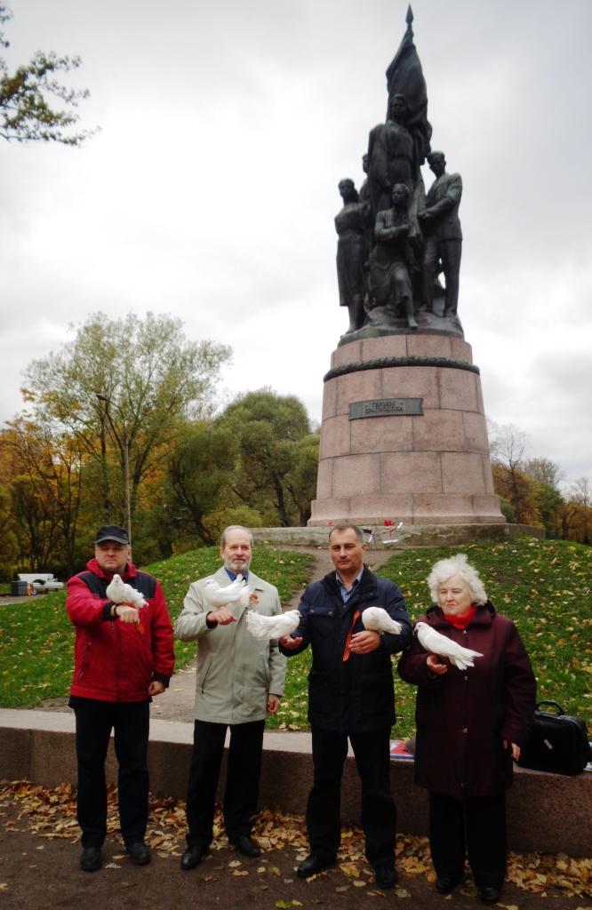 Krasnodon Miting Piter Donbass 5 10 2016 1
