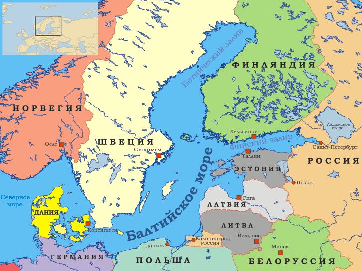 Image result for балтийское море