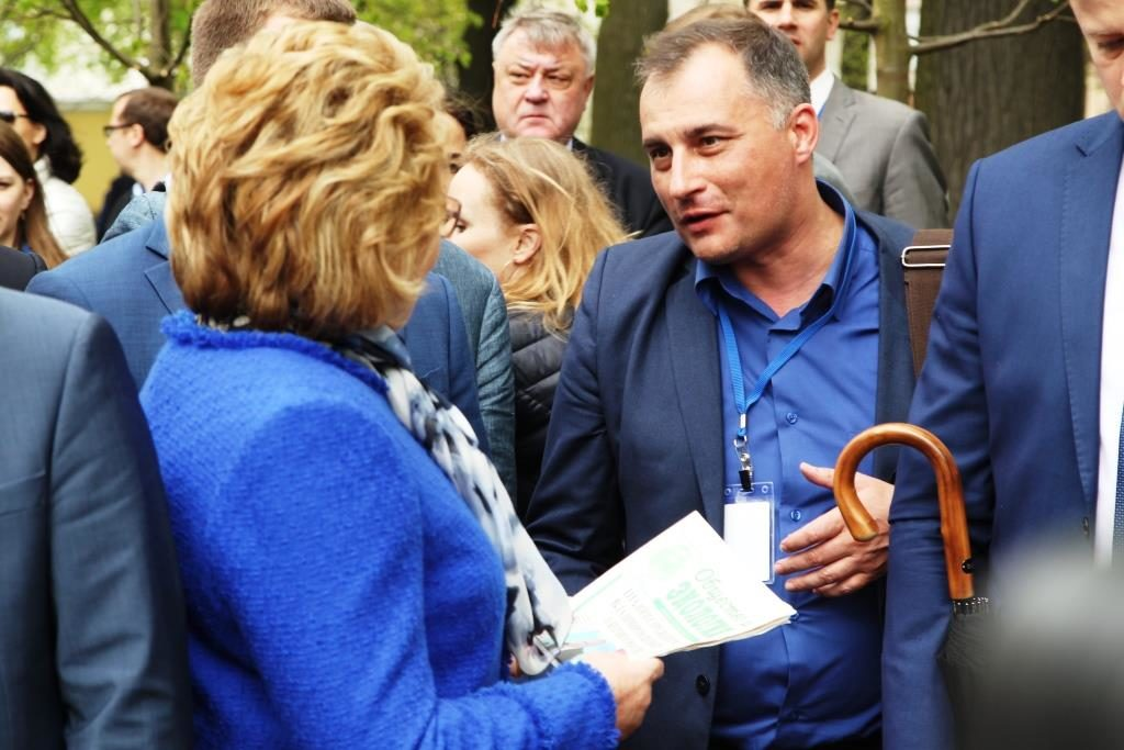 EcoCongress MPA SNG 26 05 2017 Lisovskiy Matvienko