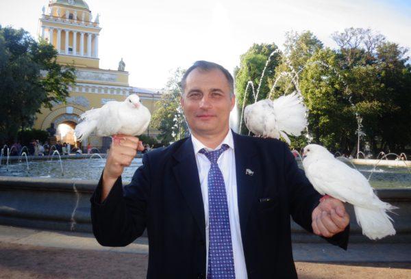 Golubi Peterburg Lisovskiy