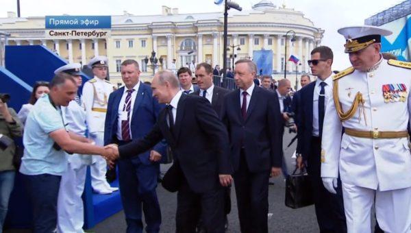 Putin Lisovskiy Den VMF 28 07 2019 1