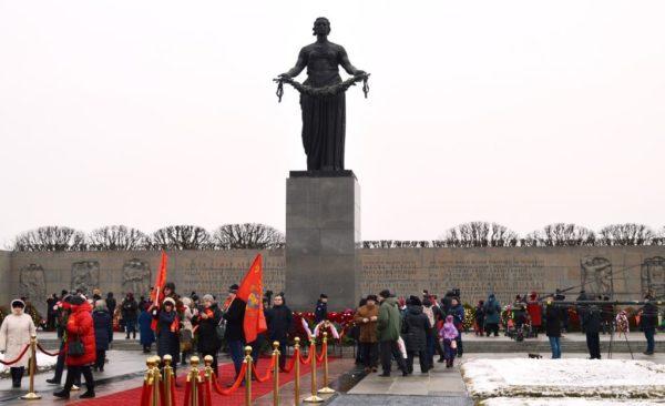 Blokada Leningrada Dom Nac SPb 27 01 2020 8
