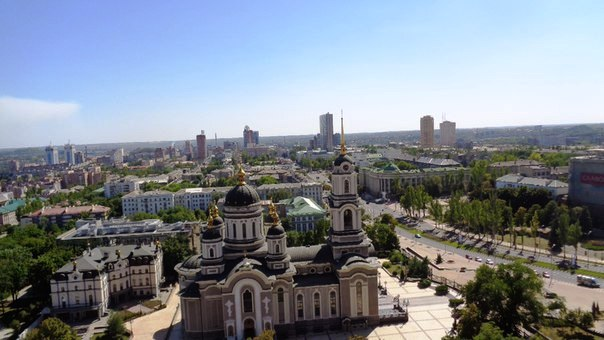 Donbass Donetck 29 08 2015 Gorod 2