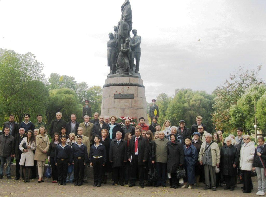 Moloday Gvardia 2012 Donbass SPb