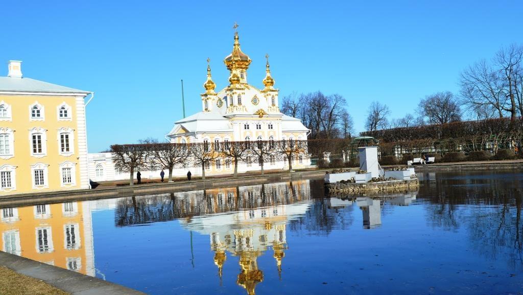 Nigniy Novgorod SPb 23 03 2020 12