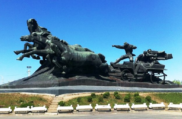 Rostov Tachanka 2020 3