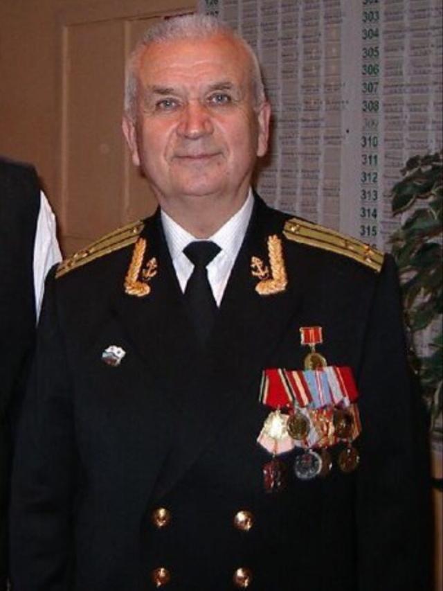 Zaznobin VMF SSSR