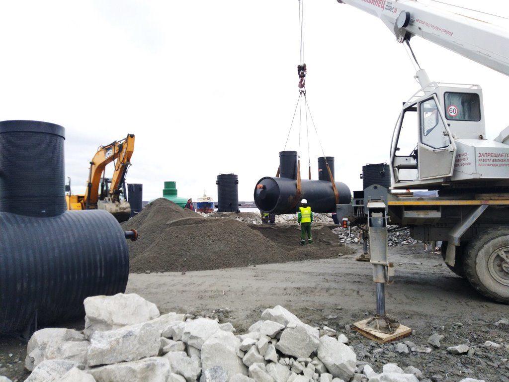 Novatek Murmansk EES 2020 1
