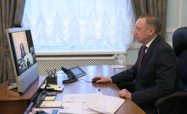 Фото: сайт Правительства Санкт-Петербурга