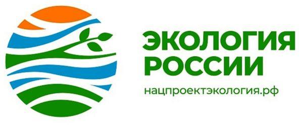 Logo Nacproekt Eco Rossia 2021