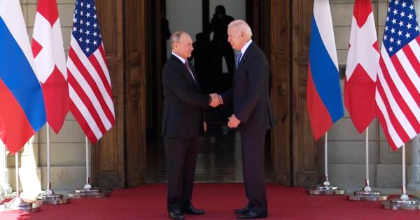 Putin Bayden 2021