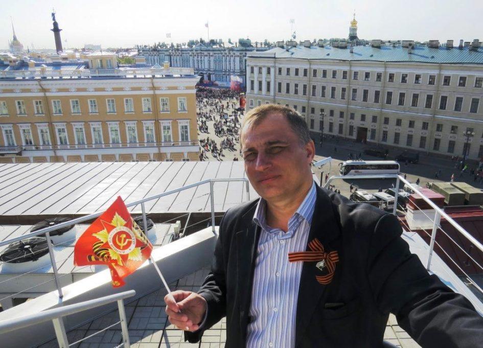 Den Pobedy 9 05 2016 Sergeiy Lisovskiy SPb